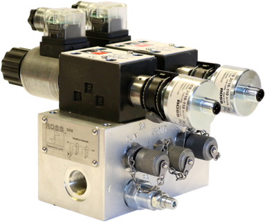 Pneumatic Controls & Safety Valves - ROSS Controls